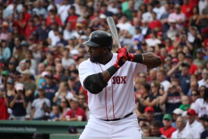 David Ortiz. Photo by Parker Harrington.