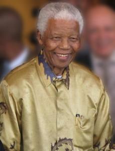 Nelson Mandela, Photo via Flickr