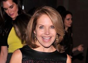 Journalist Katie Couric