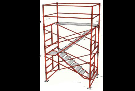 public health scaffold