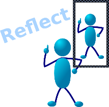 reflection image