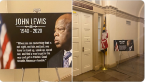 Tribute to Congressman John Lewis